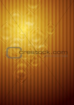 Abstract modern vector template