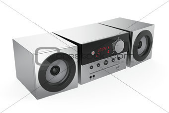 Stereo audio system