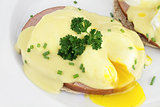 Healthy Eggs Benedict