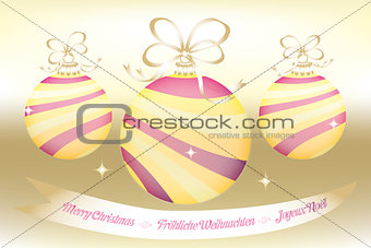 Christmas card international