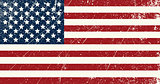 USA flag vintage