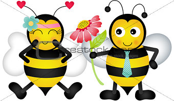 Loving bees