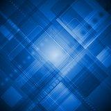 Blue technology background