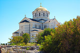 The Vladimir cathedral, the Crimea, Ukraine