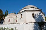 Building in the Bakhchsarai palace, the Crimea, Ukraine