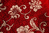 Cheongsam floral detail