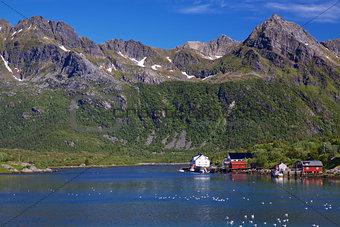 Village in Norway
