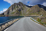 Road on Lofoten