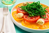 Hawaiian Caprese Salad