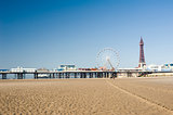 Blackpool Beach