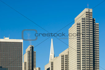 san francisco skyscrapers
