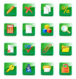 WWW accountant icons