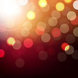 Background With Bokeh