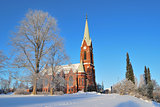Mikkeli, Finland. Lutheran Cathedral