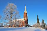 Mikkeli, Finland. Lutheran Cathedral