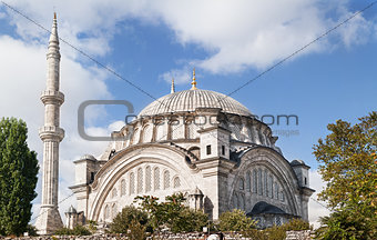 Nuruosmaniye Camii mosque