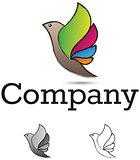 Bird design element