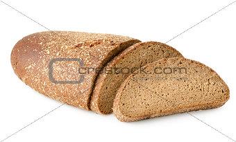 Black rye braed