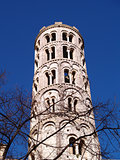 Fenestrelle Tower, Saint-Theodorit Cathedral in Uzes
