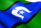 Torres Strait Islanders Flag
