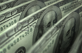 Dollar Close-Up