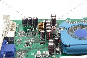 Modern VGA adapter