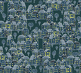 Night City Pattern
