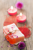 handmade herbal soap