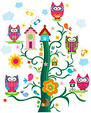 owls tree