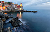 Seaview Church in Tellaro Italy