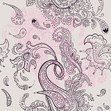 Indian Paisley Pattern