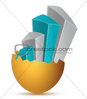 egg graph