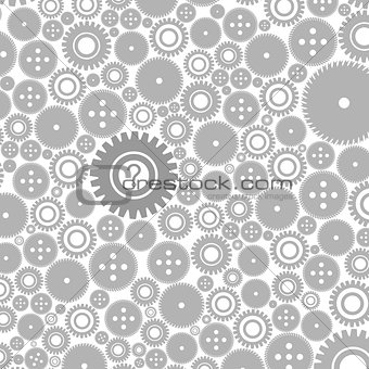 Background of gears3