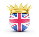 england crown