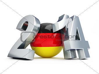 football 2014 Germany