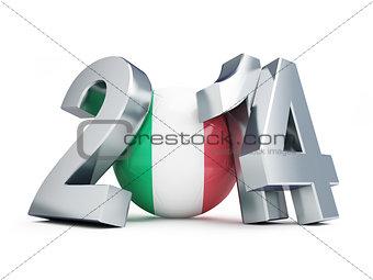 Italy football 2014