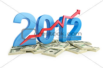 the successful growth of profits in the business in 2012
