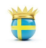 sweden crown 