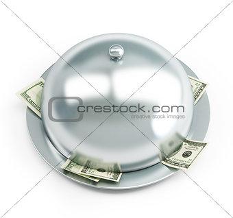 tray dollars