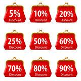 Discount purse