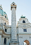 Column in Vienna