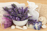 Lavender Herb Spa