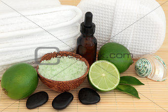 Lime Spa Treatment