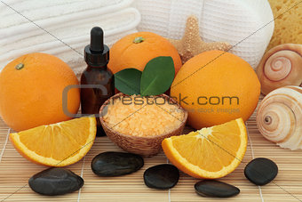 Orange Aromatherapy Spa