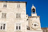 Iron Gate in Diocletian Palace in Split, Croatia