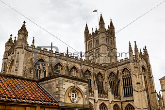 Bath Abbey is England's Last Great Medieval Church