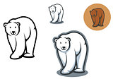 Bear mascots