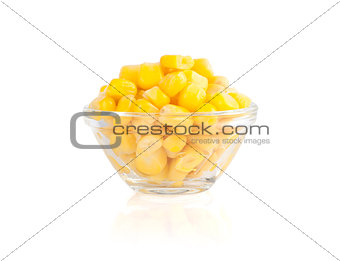tinned corn