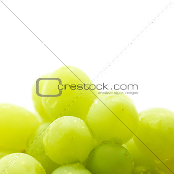 Grapes make a great snack