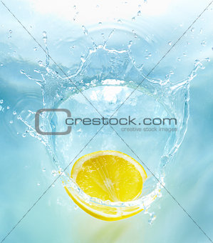 This lemon is making waves!